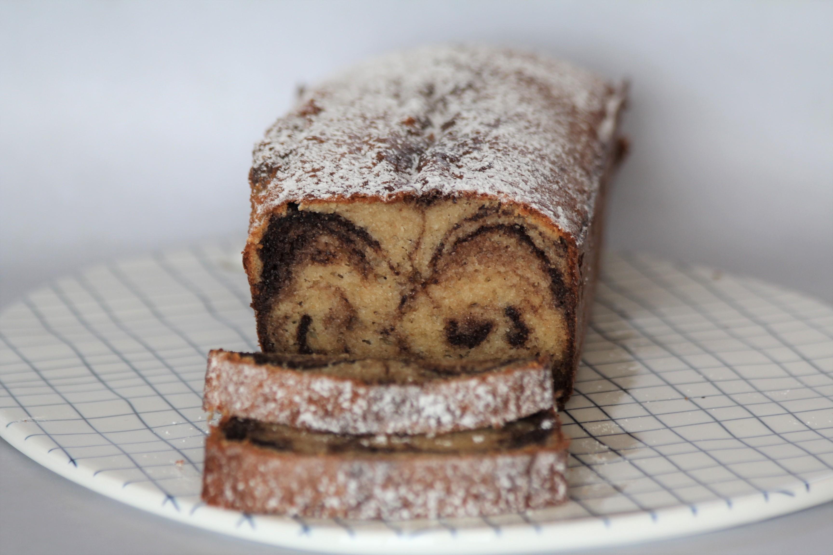 עוגת שיש קלאסית צילום:אסי רוז