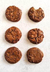 עוגיות שוקולד ללא גלוטן צילום:אסי רוזיצנר