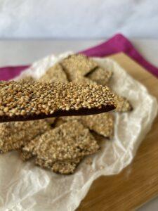 שוקולד פיצפוצי קינואה צילום: אסי רוז