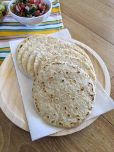 ארוחת טורטיות מקסיקנית צילום:אסי רוז