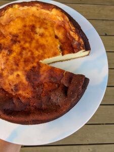 עוגת גבינה קלאסית צילום:אסי רוז