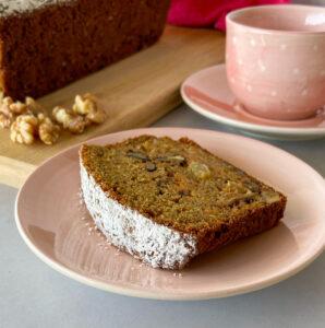 עוגת גזר מקמח טף צילום: אסי רוז